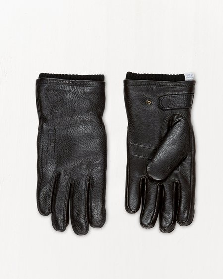 Norse Projects Norse x Hestra Utsjo Gloves - Black