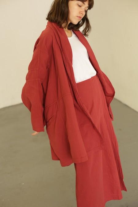 Atelier Delphine Pippa Culotte - Mahogany