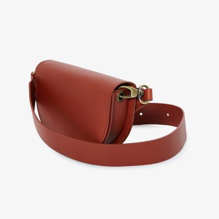VereVerto's Luna Bag - Brown
