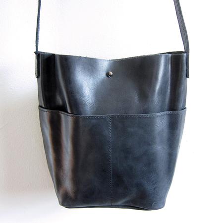 Able Selam Crossbody Bag - Black