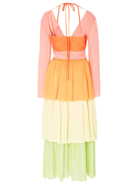 Rejina Pyo Cleo Dress - Crepe Ombre