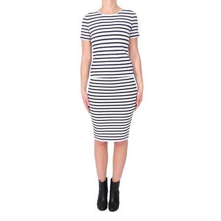 A.L.C. Marylin Striped Skirt