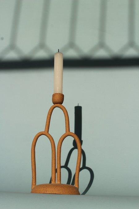 Ursula Basinger Cloud Candlestick