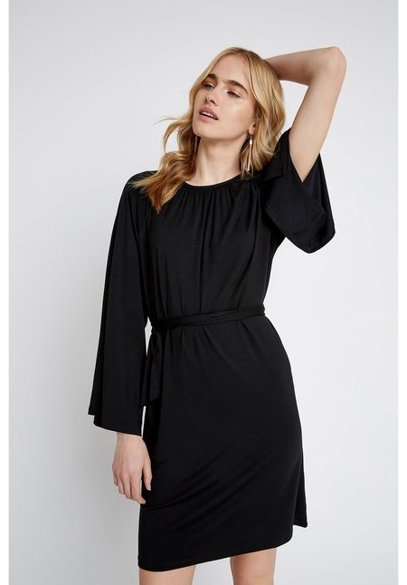 People Tree Vella Dress - Black