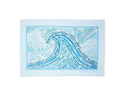 Kate Neckel Malibu Beach Towel