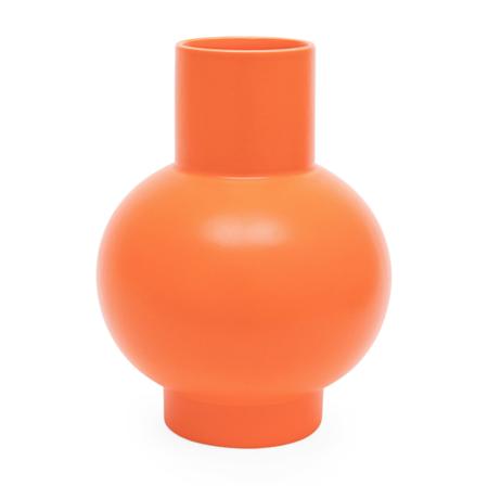 MOMA Small Raawii Vase - ORANGE