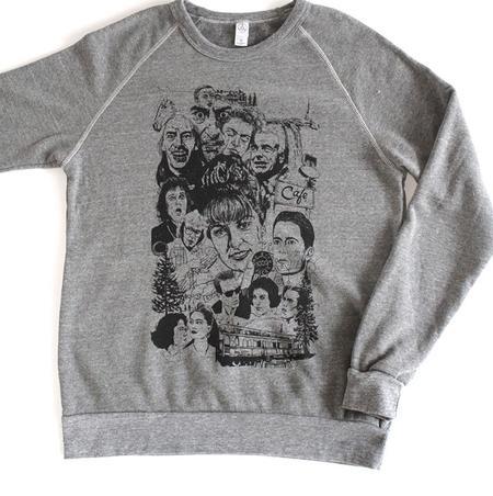 UNISEX Cairo Twin Peaks Sweatshirt