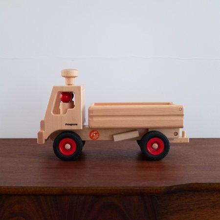 KIDS Fagus Classic Dump Wooden Truck