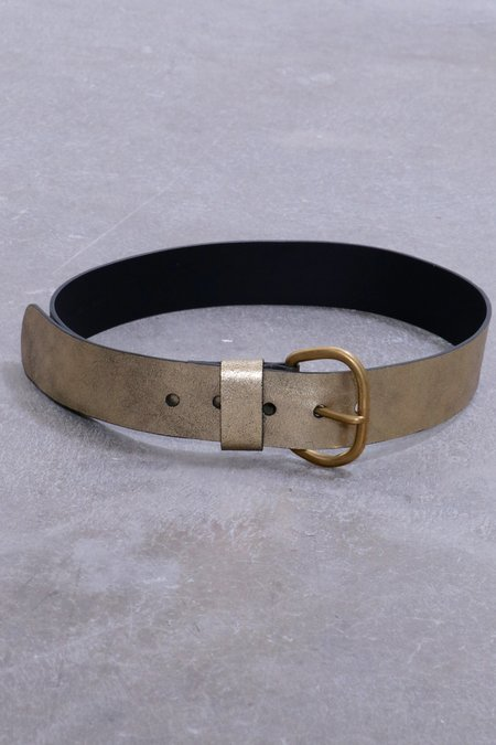 Rachel Comey Estate Belt - Gold