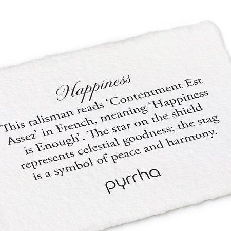 Pyrrha Happiness Necklace