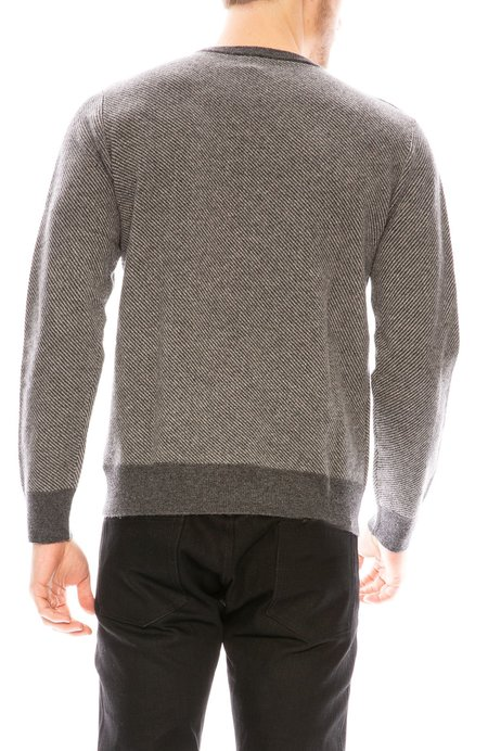 Hartford Birds Eye Knitted Pullover