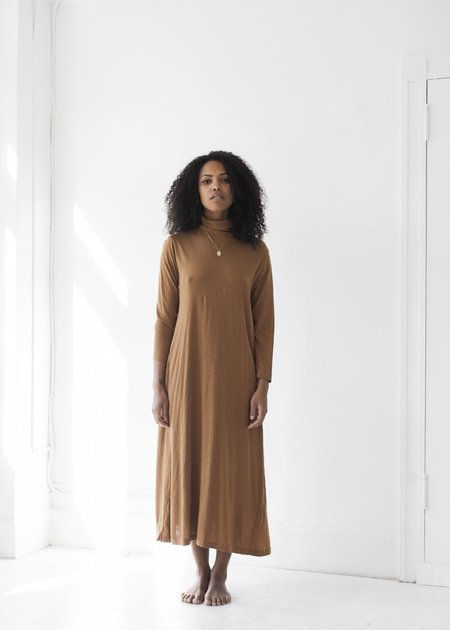 Hansel From Basel Belinda Dress - Camel
