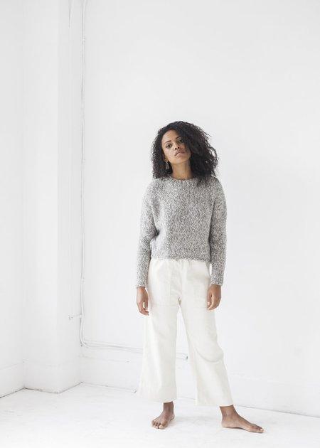 Line Knitwear Daphne SWEATER - Mineral