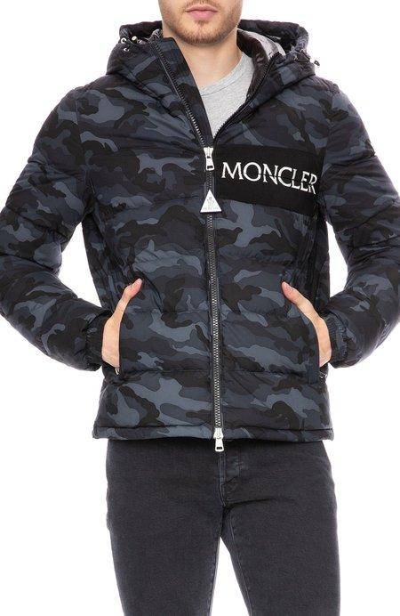 Moncler Puffer Jacket - Camo