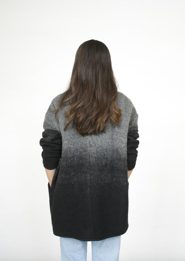 Fifteen Twenty  Ombre Mohair Jacket