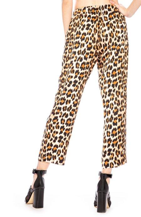 Icons Draper PJ Pant - Leopard Print