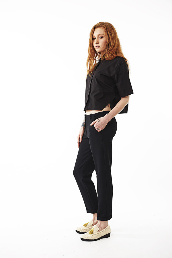 Nanushka Dann Tailored Trouser