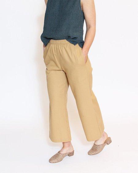 Me & Arrow Sailor Pants - Desert Canvas