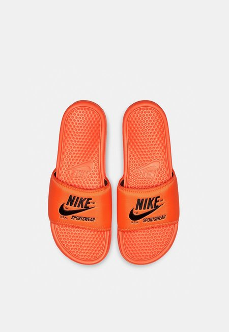 Nike Benassi Slide - Total Orange