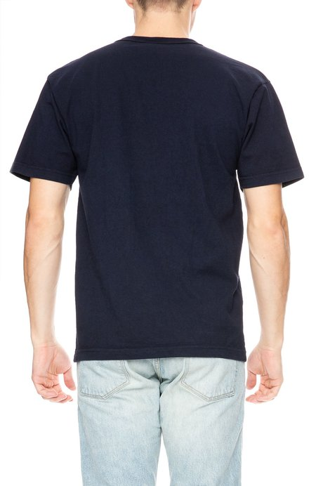 Freshjive Hard Times Binder T-Shirt - Navy