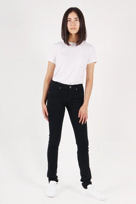 Dr Denim Snap Jeans - Black