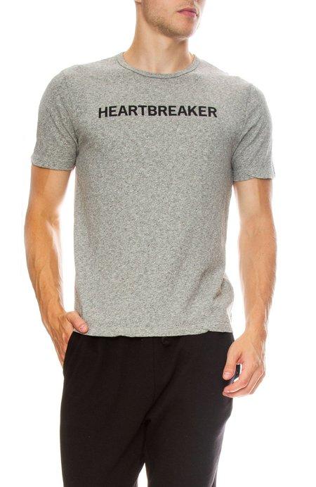 Hiro Clark Heartbreaker Tee - Gray