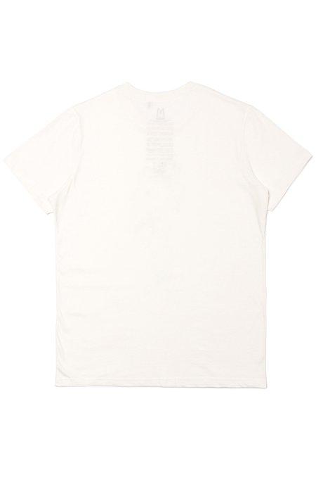 TEE LIBRARY Jazz Guitar T-Shirt - White