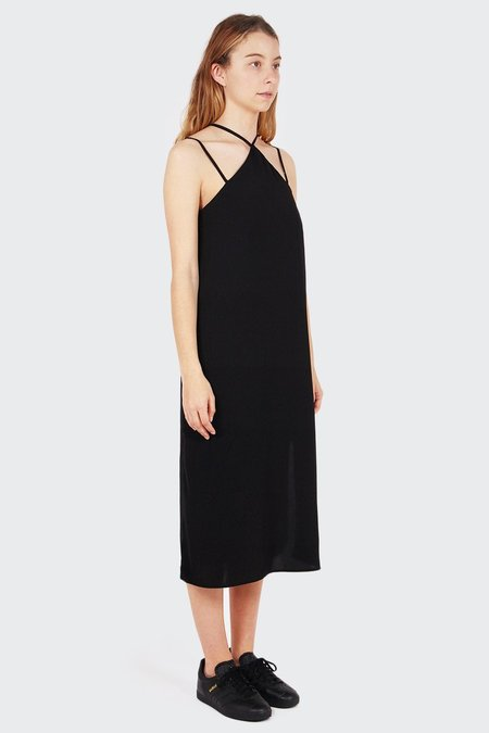 The Fifth In Full Light Dress - Black