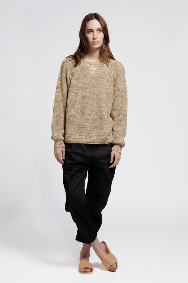 Tangerine Twist Sweater