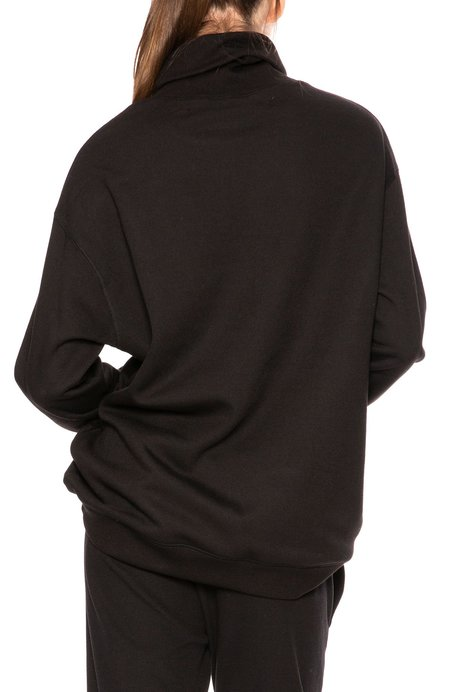 Margaux Lonnberg Lowie Pullover Sweatshirt - Black