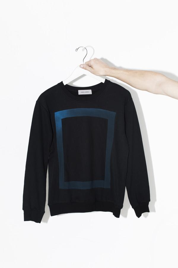 Unisex Correll Correll Outline Sweatshirt