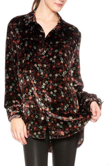 Unisex Garcons Infideles New Cure Shirt - Black Multi