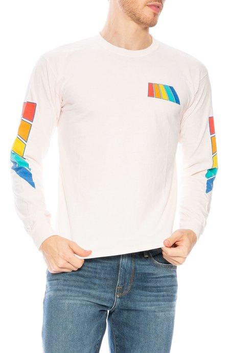 Free & Easy Rainbow Long Sleeve T-Shirt