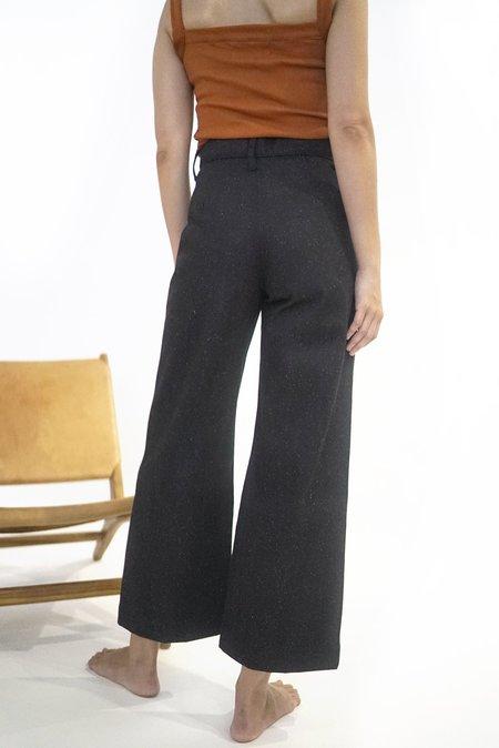 Ozma Wide Leg Jeans - Indigo