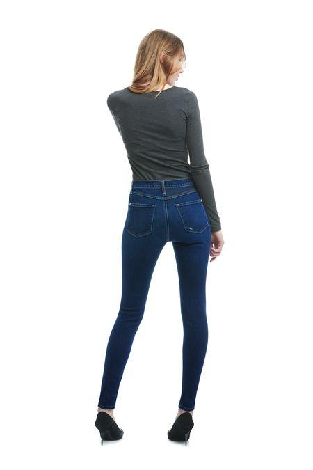 Yoga Jeans Mid Rise Skinny - Hampton