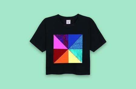 LB2 Studio Chroma Crop T-Shirt