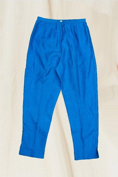 Vintage Beachcomber Silk Pant