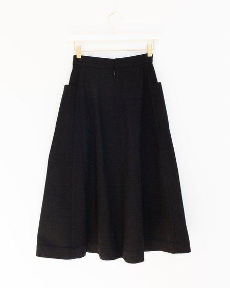 Carleen Pocket Skirt - Black