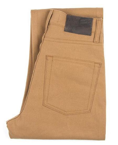 Naked & Famous The Classic Duck Canvas Selvedge Jeans