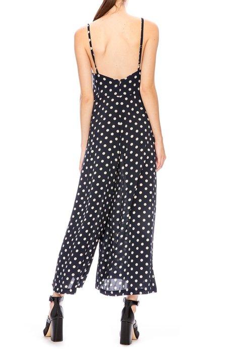 Icons The Winona Jumpsuit - Polka Dot