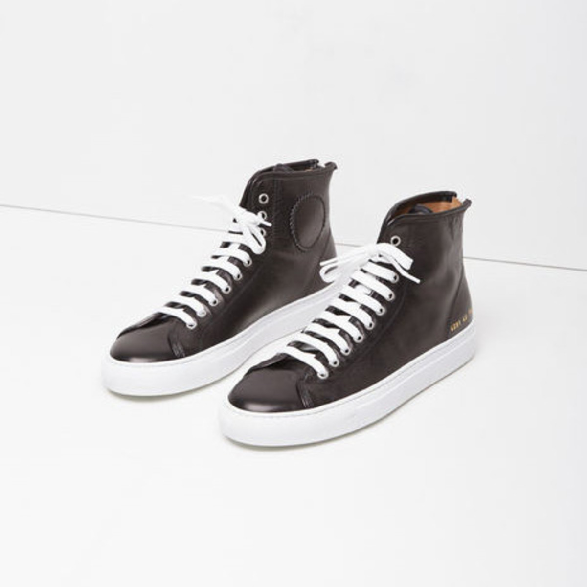 common projects tournament hight top sneakers garmentory. Black Bedroom Furniture Sets. Home Design Ideas