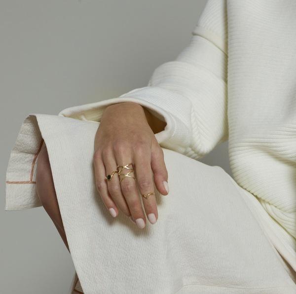 Nettie Kent Veda Ring