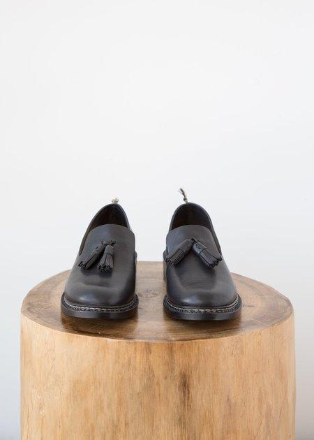 Feit Braided Loafer - Black
