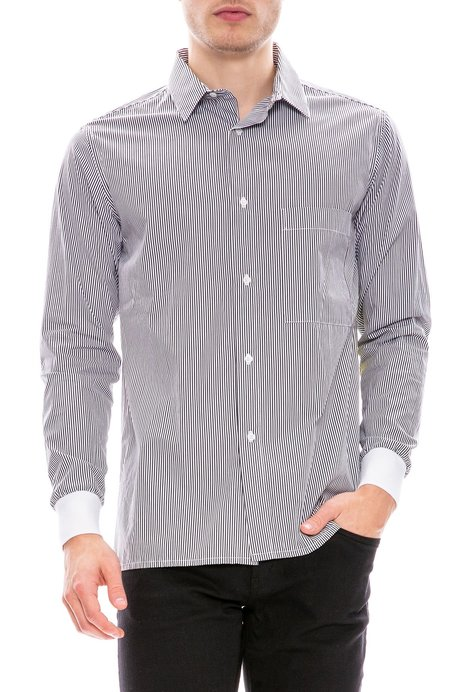 Tim Coppens Stripe Long Sleeve Shirt