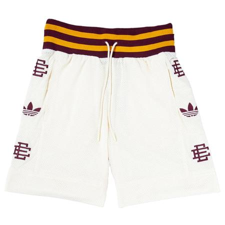 adidas by Eric Emanuel Heavy Shorts - Cream White