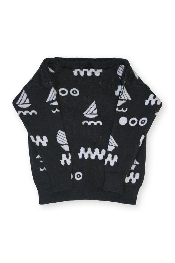 Kid's Micaela Greg Maritime Sweater