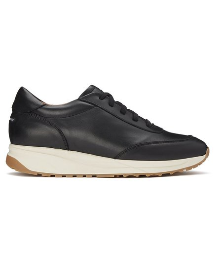 Unseen Trinity Leather Sneakers - Black