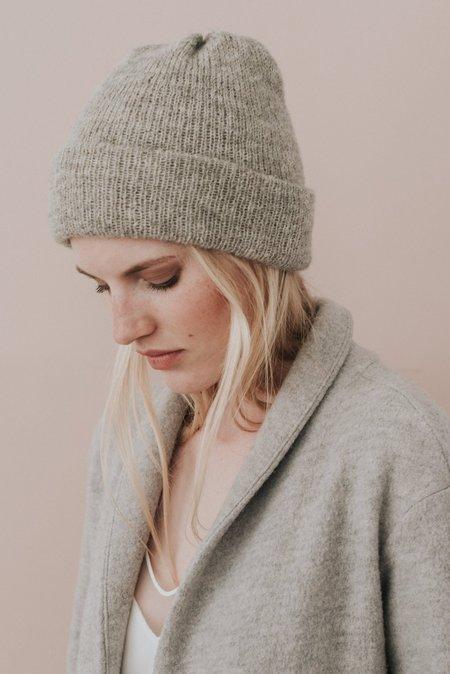 Alma Knitwear Billy Alpaca Silk Hat