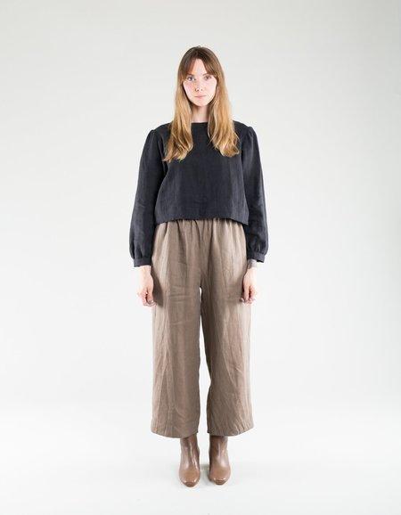 Shelter Eva Pant - Mud Linen