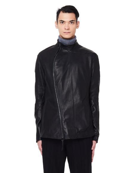 Leon Emanuel Blanck Leather Jacket - Black